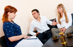divorce mediator