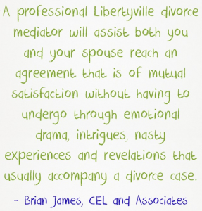 libertyville divorce mediator