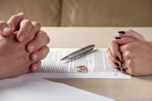 divorcing your significant other