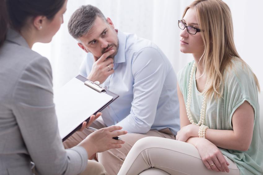mediating a divorce