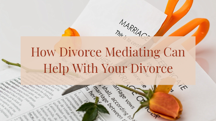 divorce mediating