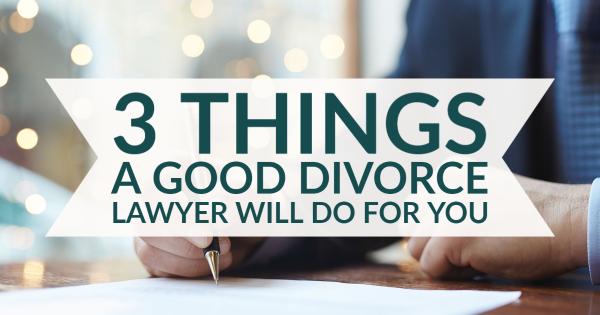 divorce lawyer