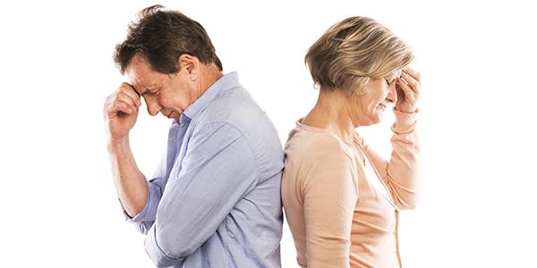 divorcing your partner